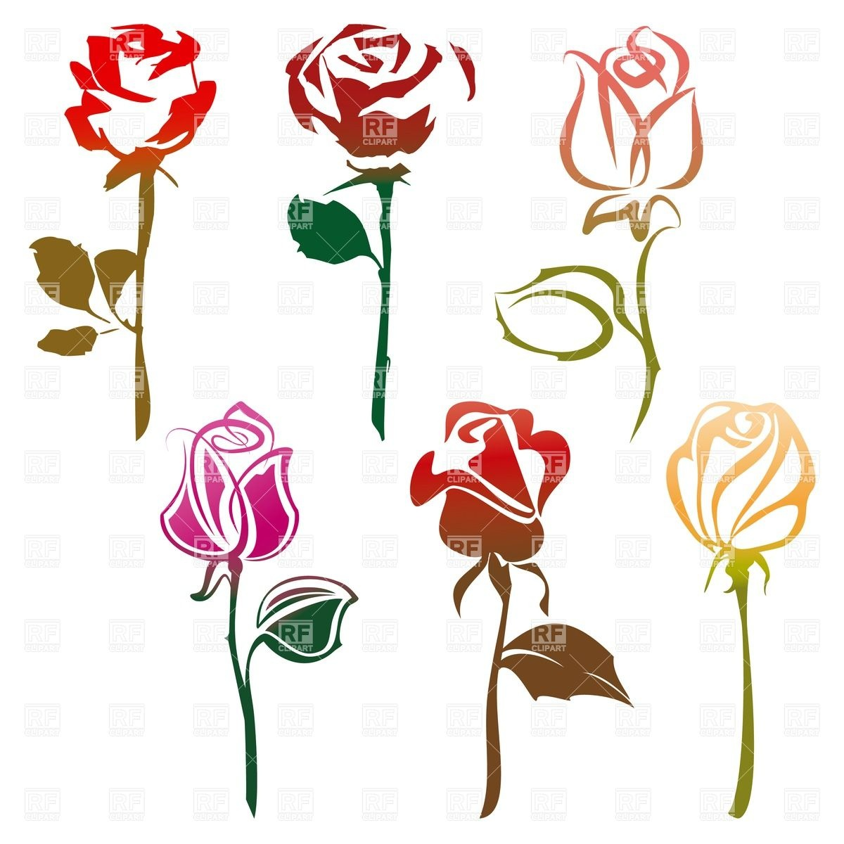 Rose Tattoo Stock Images RoyaltyFree Images amp Vectors