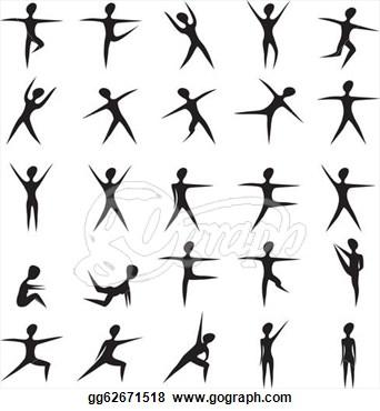 Female Fitness Clipart Stylized Fitness Women #0X5Lf6.
