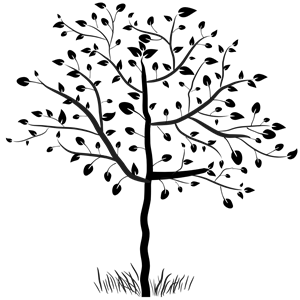 stylized tree clipart, cliparts of stylized tree free.