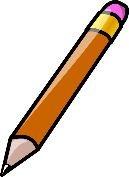 Stylo clipart 3 » Clipart Station.
