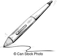 Stylus Clipart Vector Graphics. 432 Stylus EPS clip art vector and.