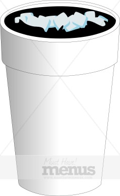 Styrofoam Cup Clipart.