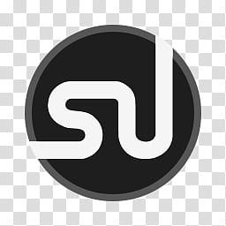 Circular Icon Set, StumbleUpon, SU logo transparent.