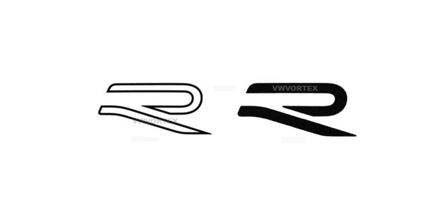 Volkswagen R Sub Brand Looks Set To Get A New Logo.