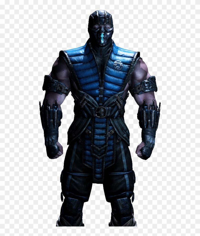 Mortal Kombat Sub Zero Png Hd.