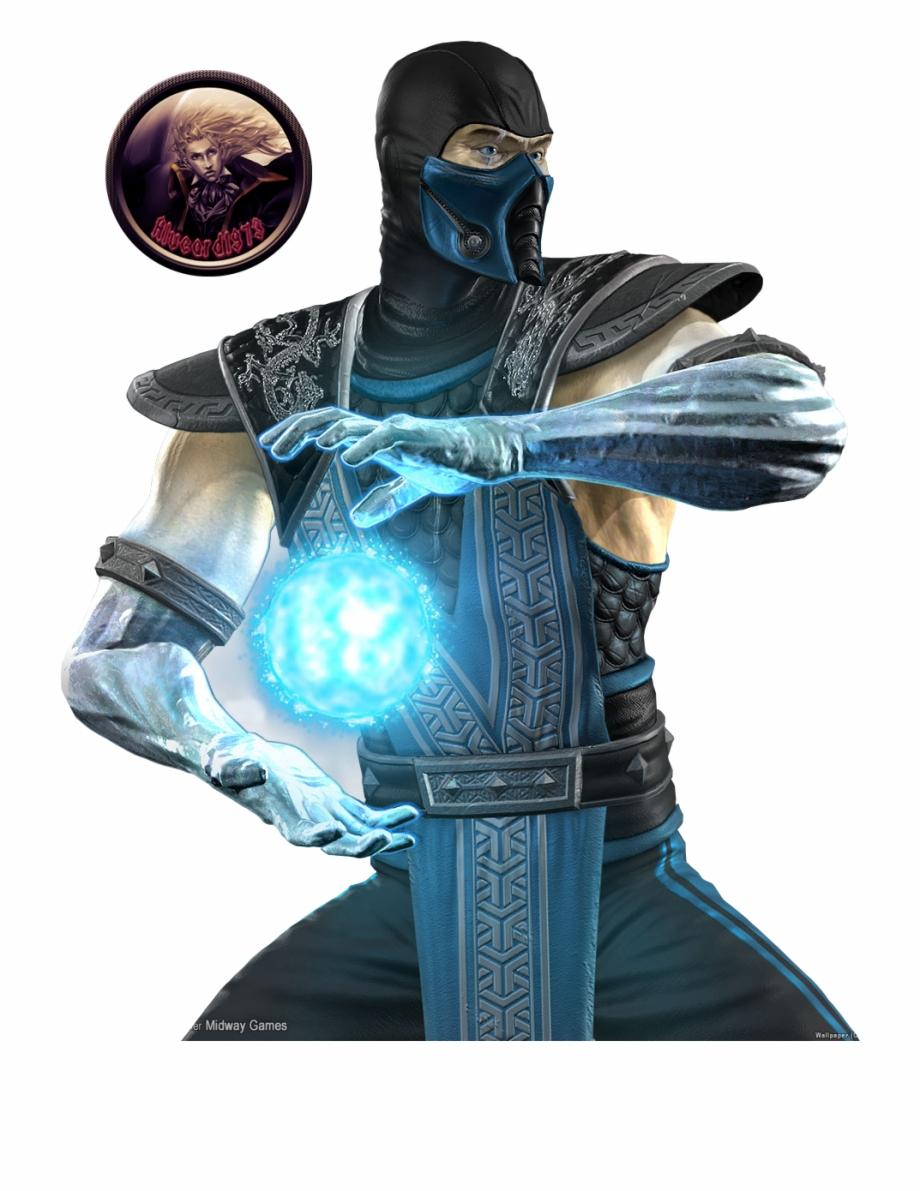 Download Mortal Kombat Sub Zero Png Transparent Image.