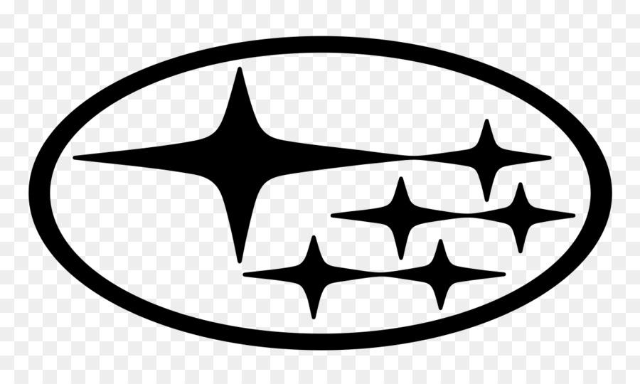 Subaru Logo clipart.