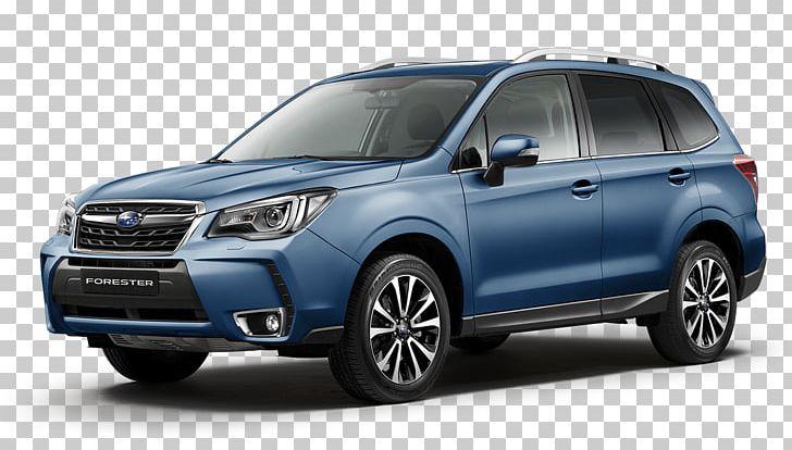 2018 Subaru Forester Subaru Tribeca Sport Utility Vehicle.