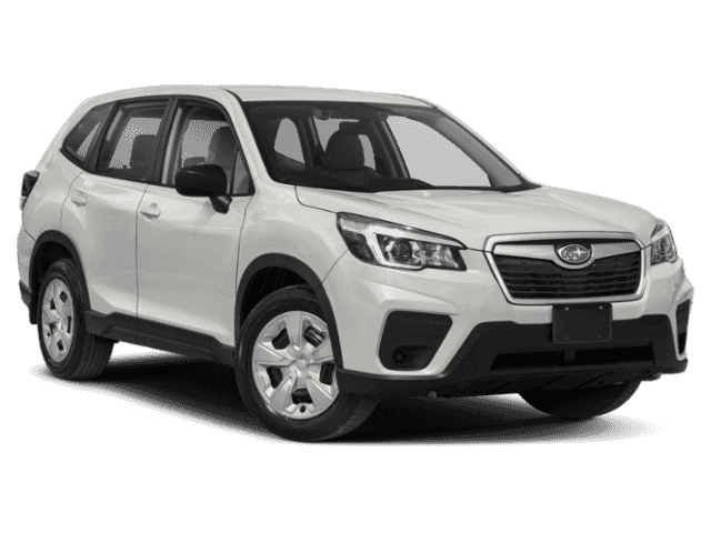 New 2019 Subaru Forester Touring All.
