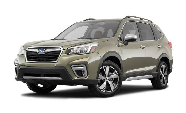2019 Subaru Forester Starts at $25,270.