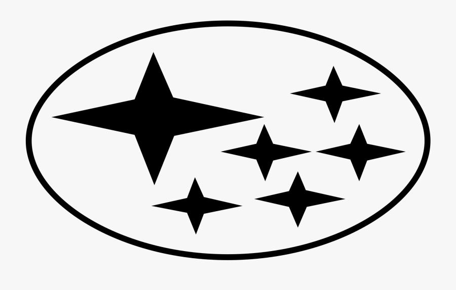 Subaru Logo Vector.