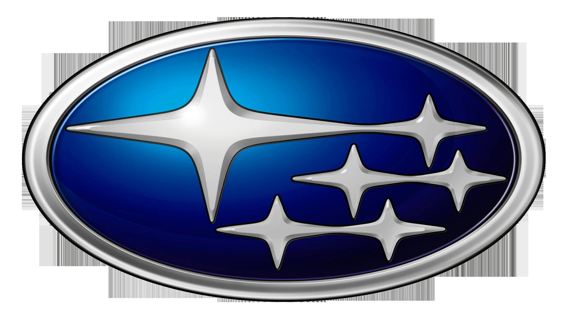 Meaning Subaru logo and symbol.