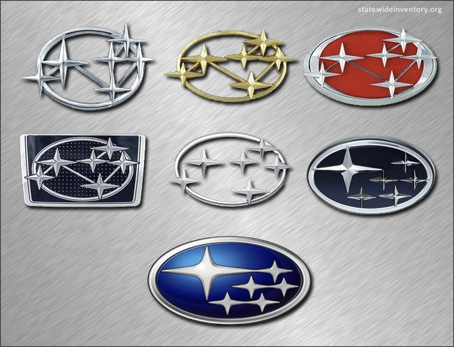 Subaru Logo, Subaru Meaning and History — Statewide Auto Sales.