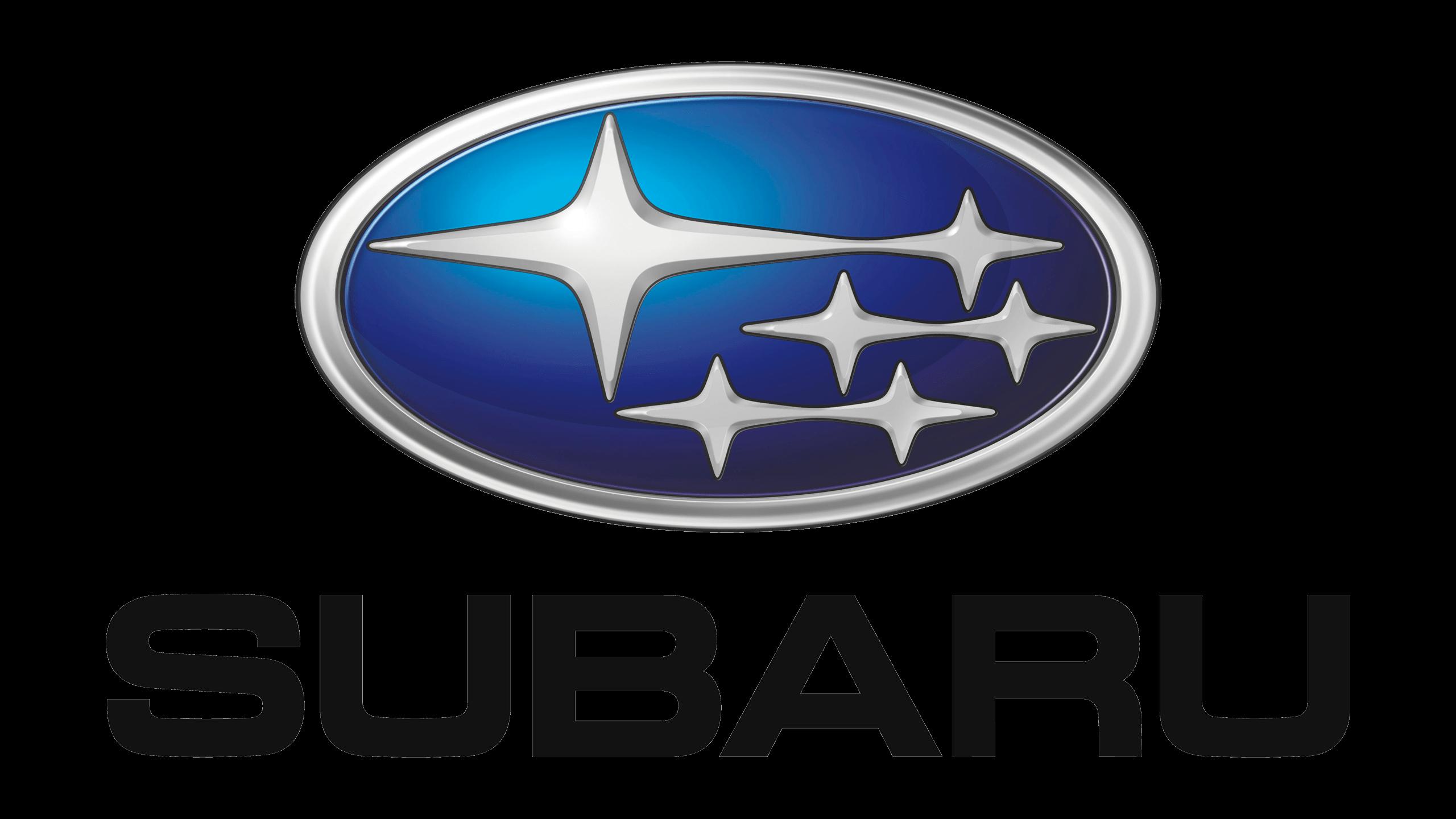 Car Logo Subaru transparent PNG.