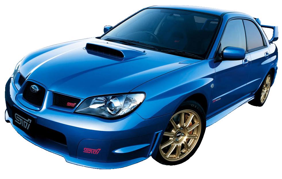 Subaru PNG Image.