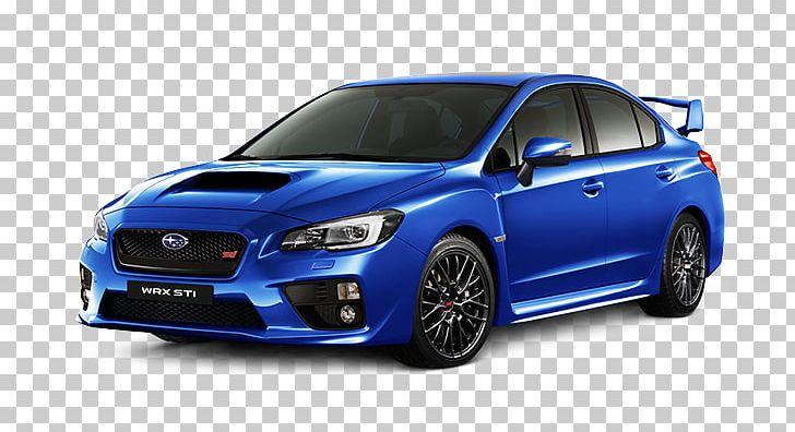 Subaru Impreza WRX STI 2018 Subaru WRX Sports Car PNG.