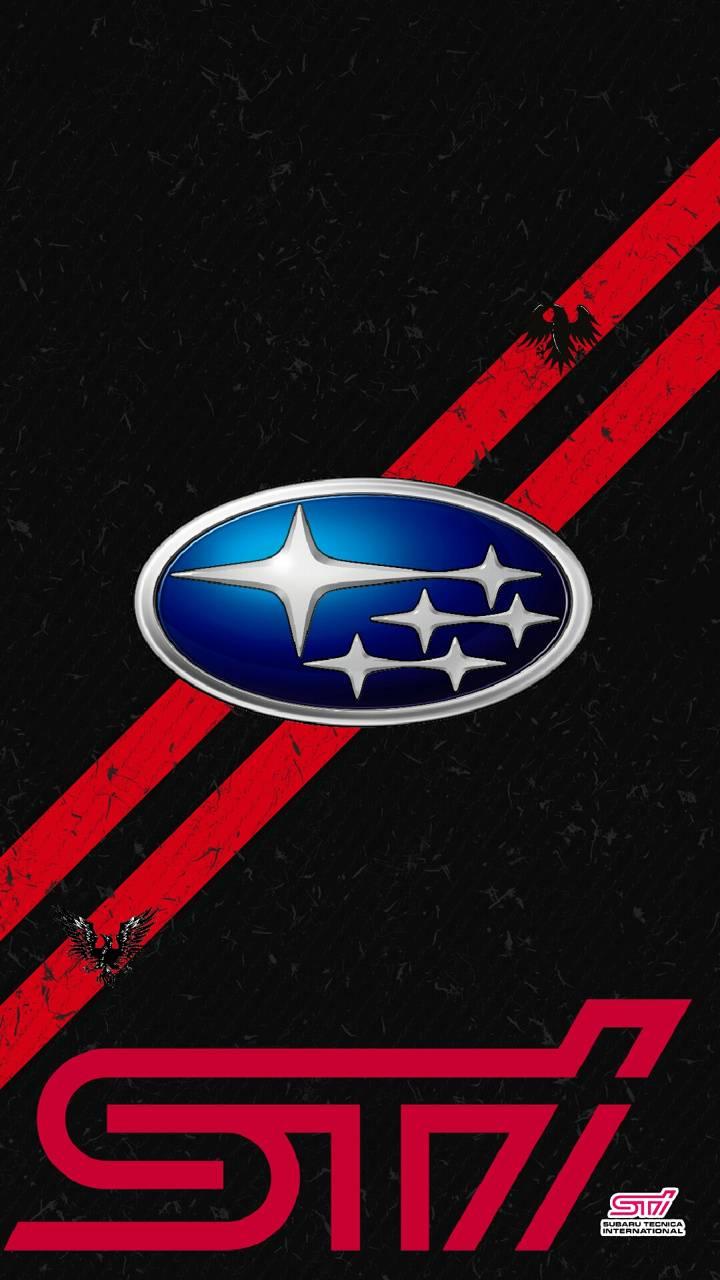 Subaru STi Logo wallpaper by netimpreza08.
