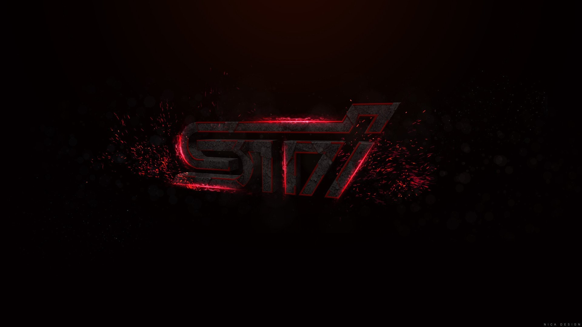 62+ Sti Logo Wallpapers on WallpaperPlay.
