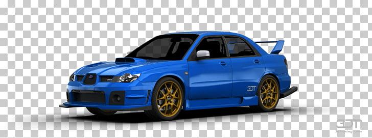 Subaru Impreza WRX STI Compact car Motor vehicle, car PNG.