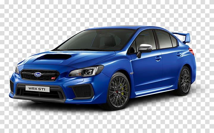 Subaru Impreza WRX STI Sports car 2018 Subaru WRX STI.