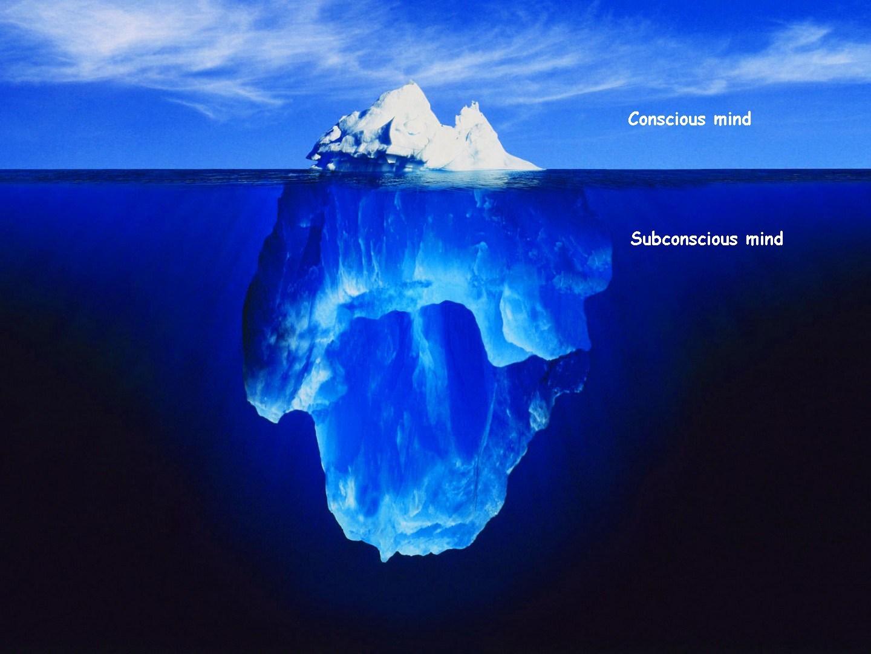 Subconscious mind.