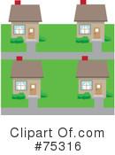 Subdivision Clipart #1.