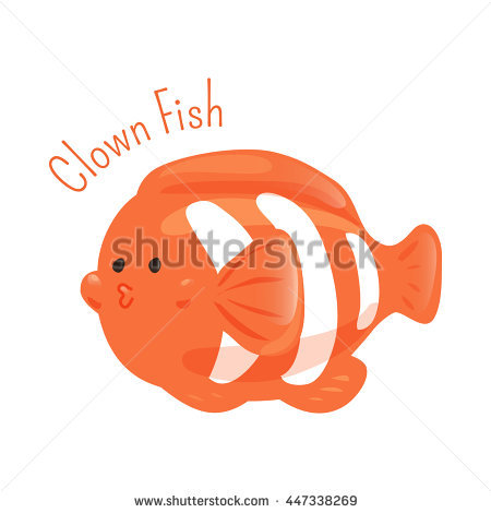 Clown Fish Family Stock Images, Royalty.