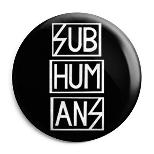 Subhumans Logo.