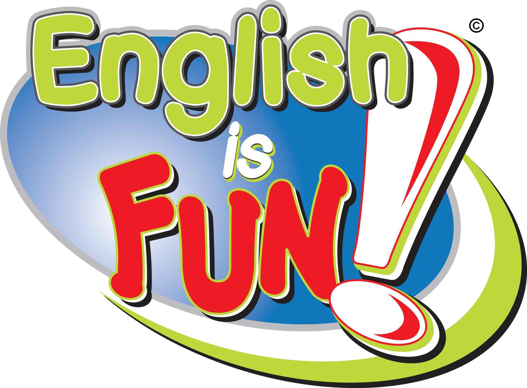 English Subject Clipart.