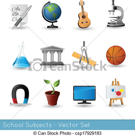 School subjects Illustrations and Clipart. 4,552 School subjects.