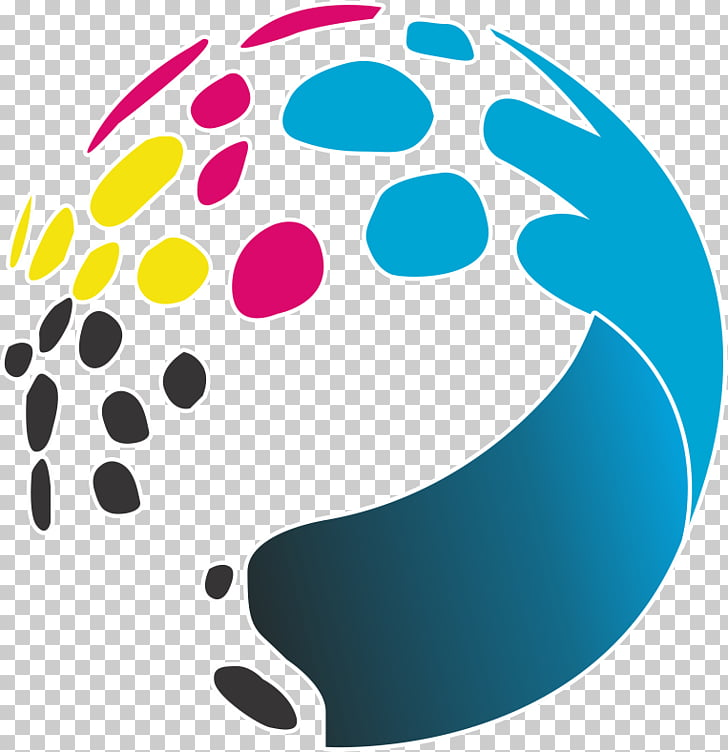 Paper Color Sublimation Distribution, colours PNG clipart.