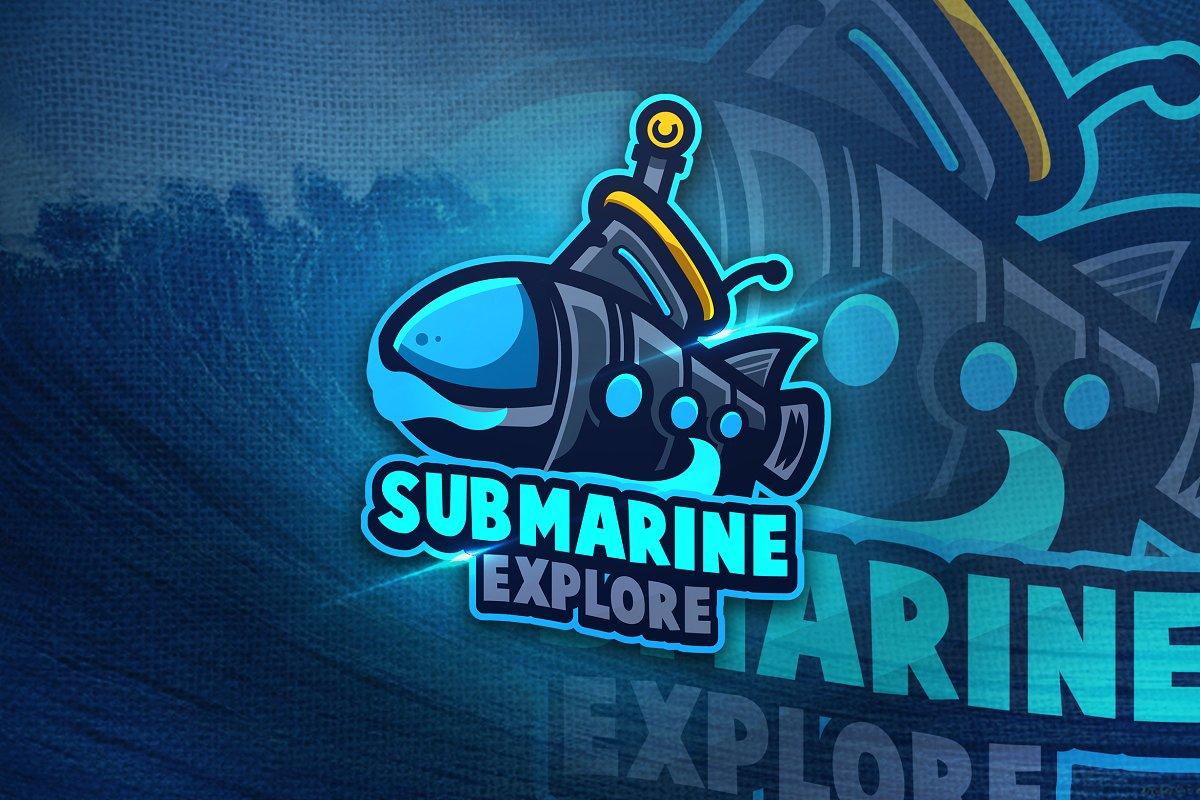 Submarine Explore.