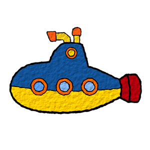 Toy sub 2 clipart, cliparts of Toy sub 2 free download (wmf.