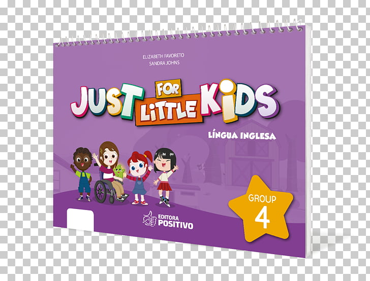 Just For Little Kids, Grupo 3 Book Lojas Americanas.