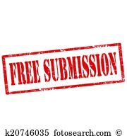 Free submission Clip Art Illustrations. 8 free submission clipart.