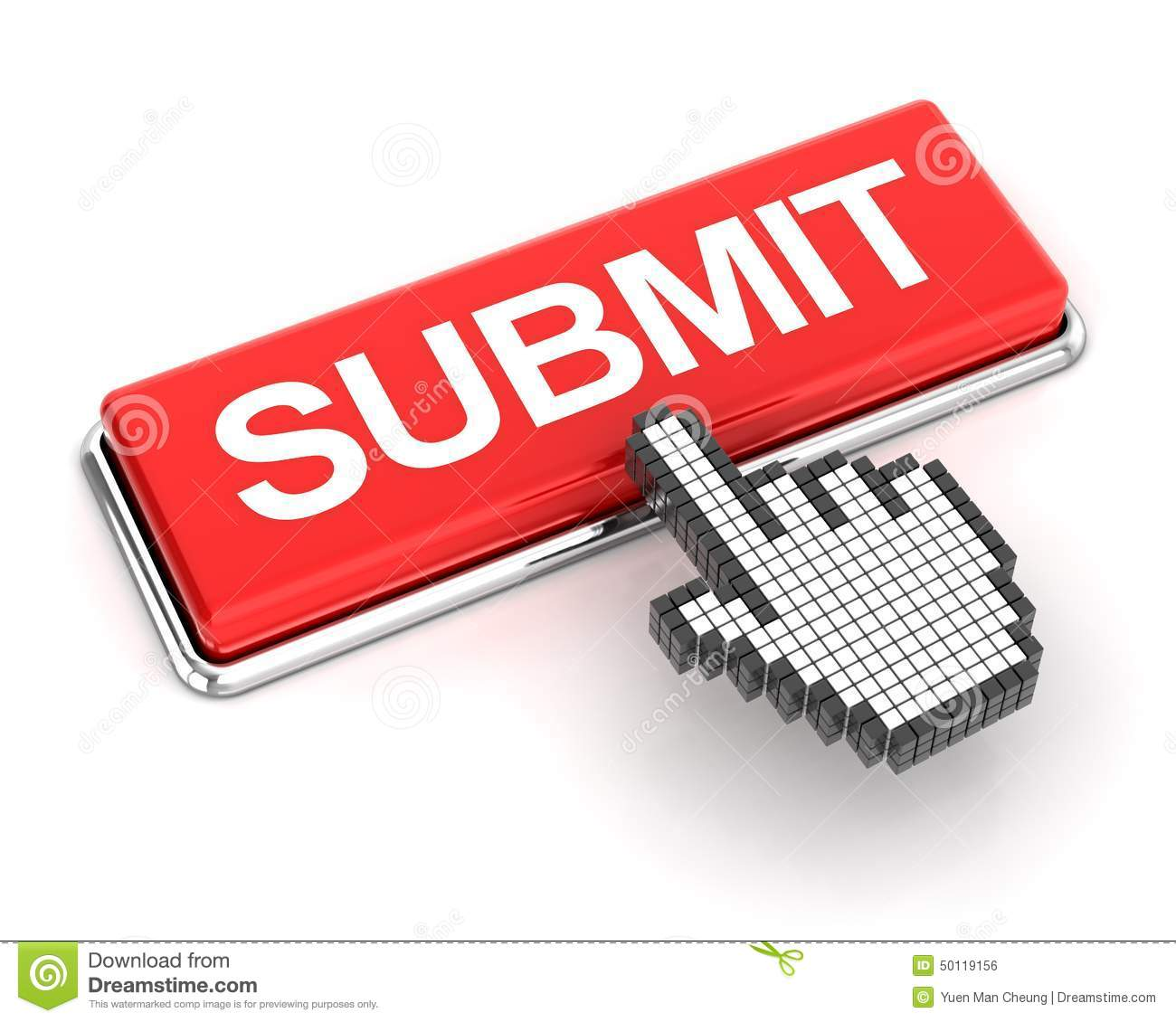Submit button clipart.