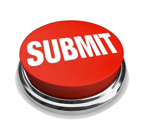 Submit Button transparent PNG.