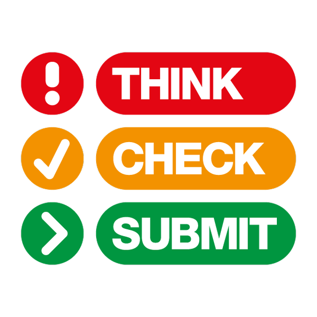 File:Logo for Think. Check. Submit.png.