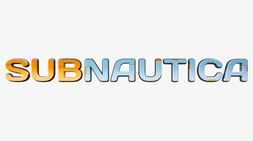 Subnautica Logo PNG Images, Free Transparent Subnautica Logo.