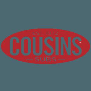 Cousins Subs.