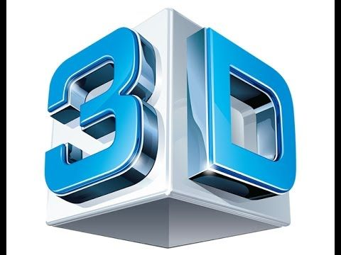 subscribe Channal 3D logo.