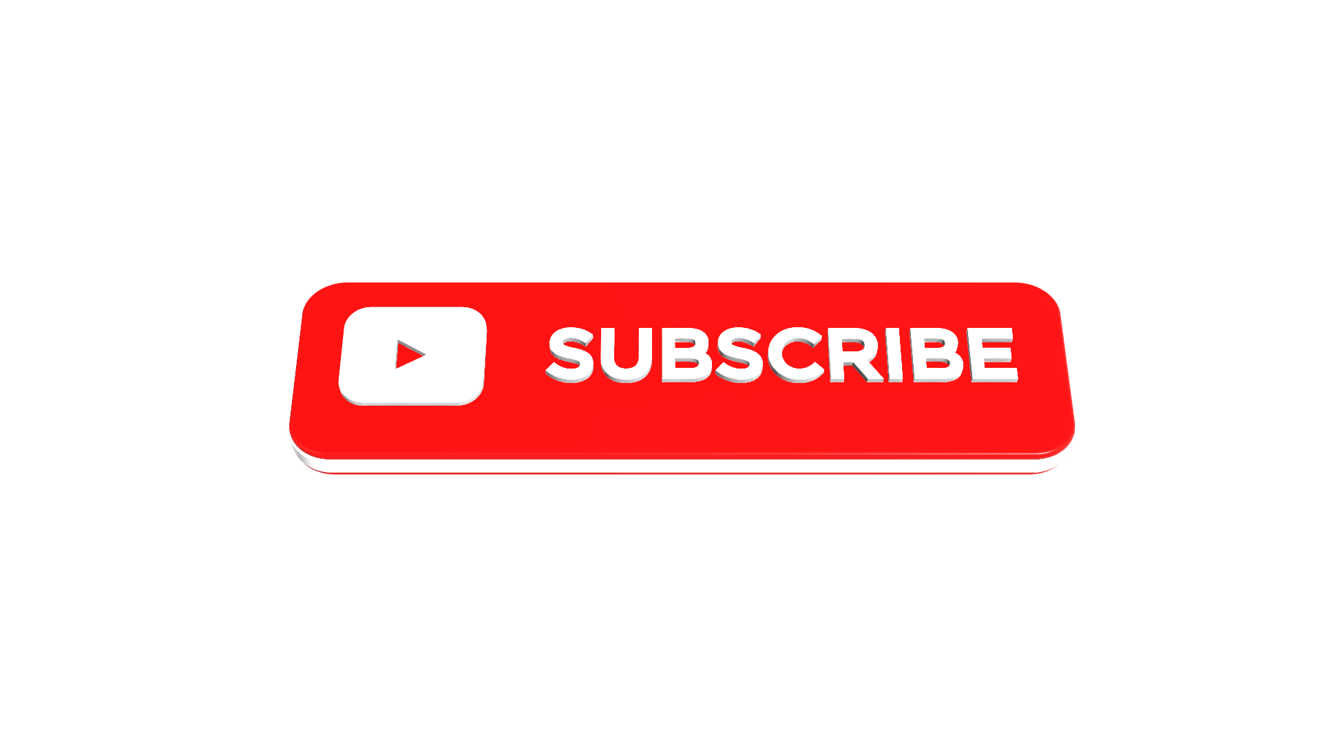 3D Subscribe button png MTC Tutorials.