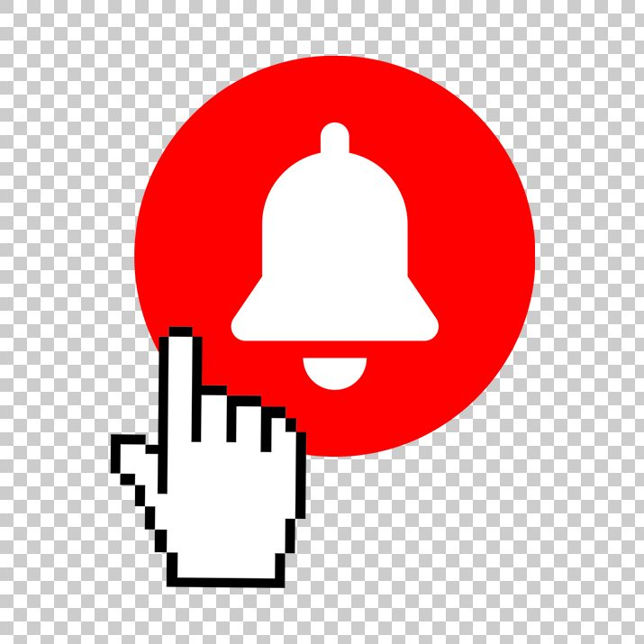 YouTube Bell Icon PNG Image Free Download searchpng.com.