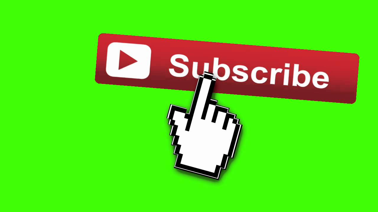 Animated Subscribe Button.