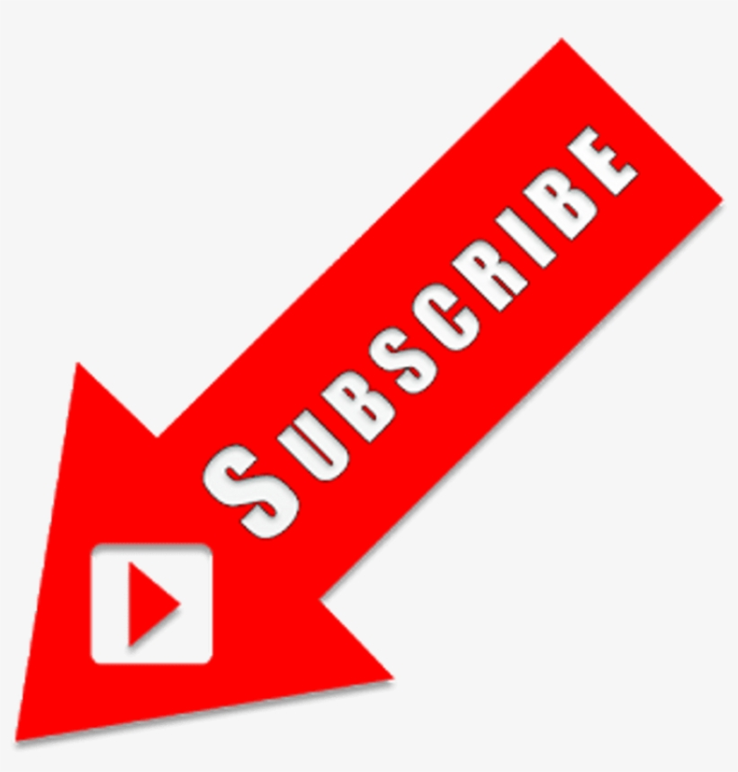 Arrow Youtube Subscribe.