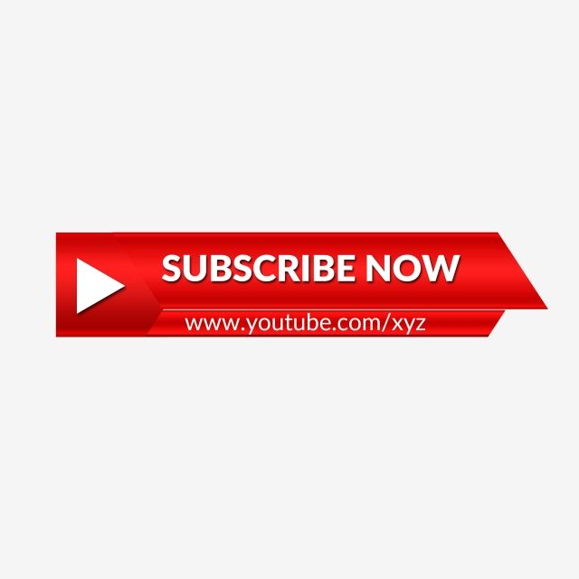 Youtube Subscribe Now Button Attractive Icon, Subscribe.