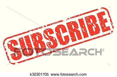 Subscribe clipart 2 » Clipart Station.