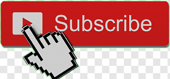 YouTube Button Computer Icons, Subscribe, Youtube subscribe.