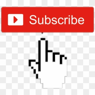 Youtube Subscribe PNG Transparent For Free Download.