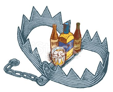 Alcoholic Addiction Social Issue, Substance Abuse premium.